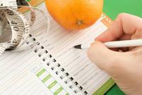 Ведем дневник похудения