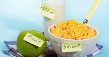 Определяем калорийность