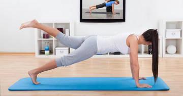 Худеем с помощью упражнений