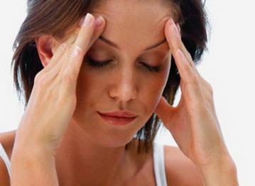 Головная боль - основной признак неврастении