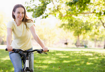 Аэробная нагрузка - велопрогулка