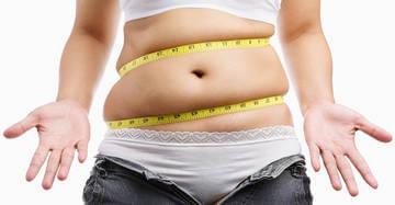Высокий процент жира в организме