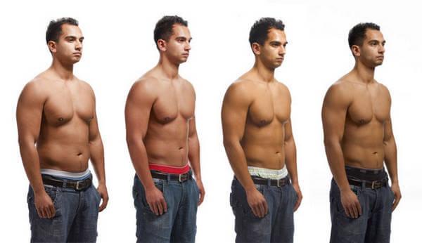 как убрать паховый жир у мужчин