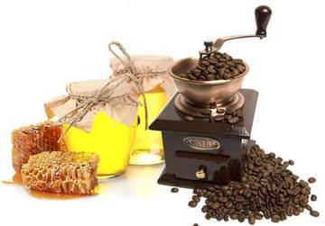 Кофе и мед против целлюлита