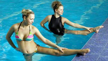 Аквааэробика - водная гимнастика