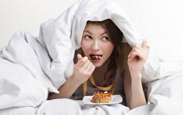 Что нельзя есть на ночь