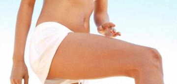 Как убрать дряблость кожи на ногах