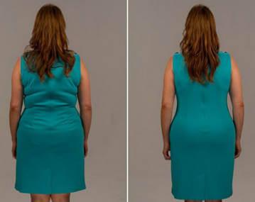 Белье для похудения корректирует формы тела