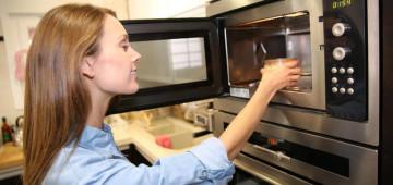 Вред и польза микроволновой печи