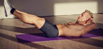 Упражнения для похудения для мужчин