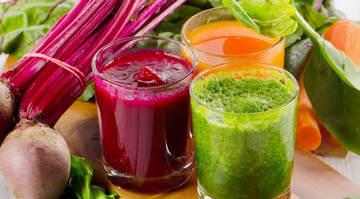 Использование овощных соков как слабительное