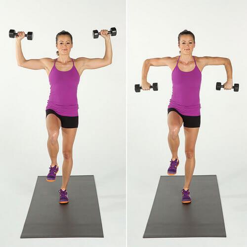 Развиваем спину, плечи и баланс тела