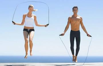 Прыжки на скакалке - эффективный способ похудения