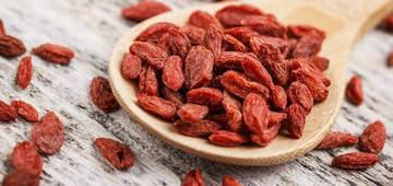 Для похудения используются сушеные ягоды годжи