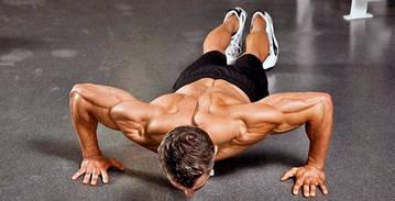 Классическое выполнение упражнения