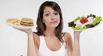 Правильное питание при похудении - частое и низкокалорийное