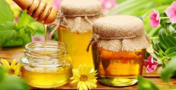 Мед используется в обертываниях для похудения