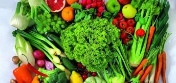 Продукты питания, способствующие правильному балансу