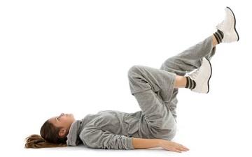 Упражнение при сколиозе