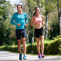 Как бег действует на организм