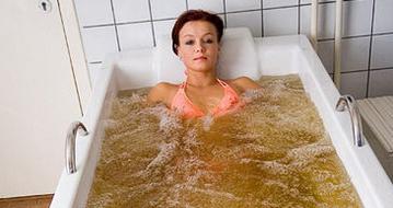 Принимаем горчичную ванну