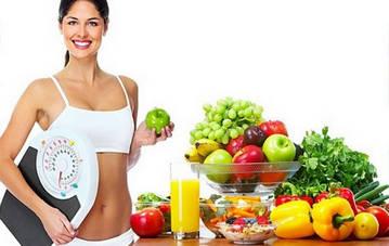 Низкокалорийное питание - основа похудения