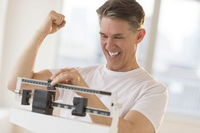 Как худеют мужчины