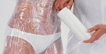Обертывание для похудения и против целлюлита
