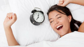 Встаем строго по будильнику