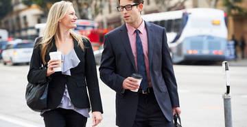 Ходьба пешком на работу сохранит бодрость надолго