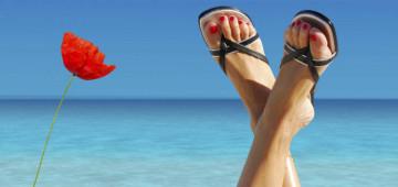 Красивые здоровые ножки - предмет восхищения