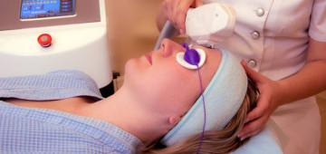 Процедура элос (elos) омоложения в косметическом салоне