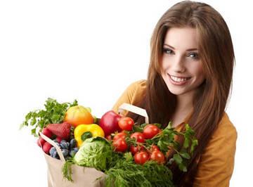 Правильное питание против ушек на бедрах