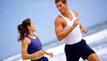 Здоровый образ жизни повышает потенцию