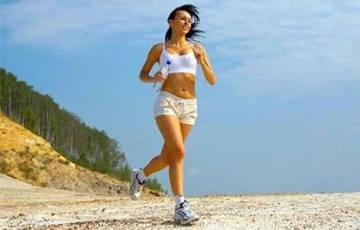 Утренний бег для похудения