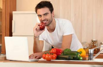 Правильное питание для избавления от пивного живота у мужчин