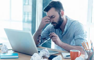 Переутомление глаз при работе за компьютером