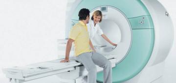 Измерение внутричерепного давления - МРТ