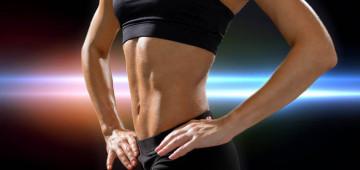Вакуум-упражнения для живота