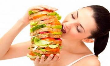 Погрешности питания - одна из причин лишнего веса