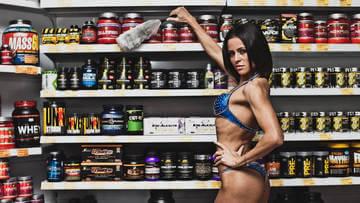 Продукты спортивного питания