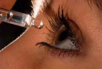 Медикаментозное лечение ячменя на глазу