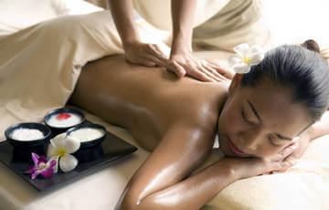Тайский эротический массаж - вводная часть