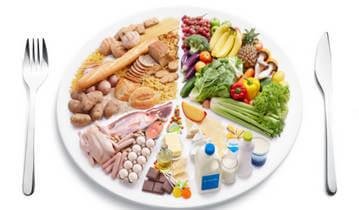 Баланс продуктов питания при наборе мышечной массы