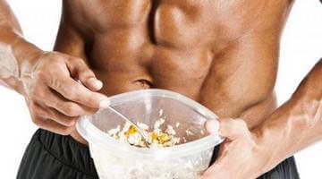Правильные продукты для набора мышечной массы