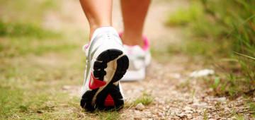 Быстрая ходьба для похудения