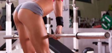 Упражнения для упругих ягодиц и задней части бедер