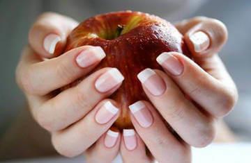 Красивые ногти - сильная мотивация бросить грызть ногти
