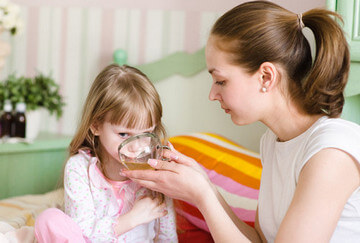 Лечение детской аллергии активированным углем