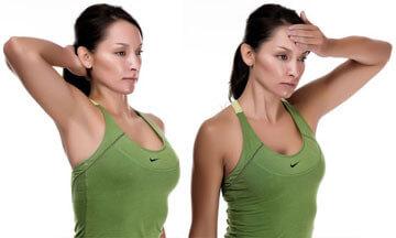 Лечебная гимнастика для укрепления мышц шеи